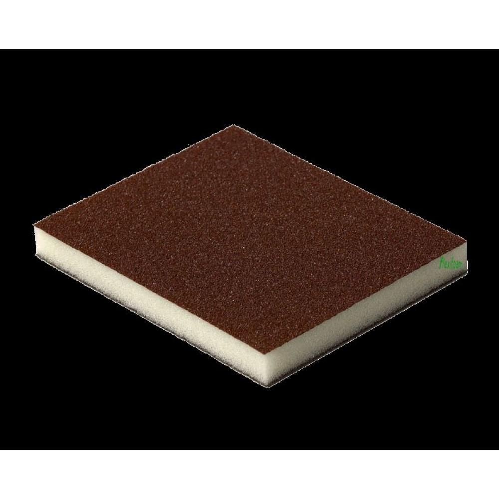 Абразивная губка FLEXIFOAM Red Soft Pad CAO, Р 120