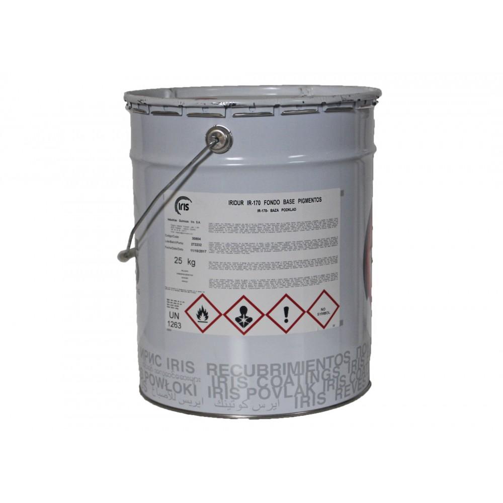 Ізолюючий поліуретановий грунт для МДФ , безколірний IRIS IR-170 FONDO BASE, 1 л