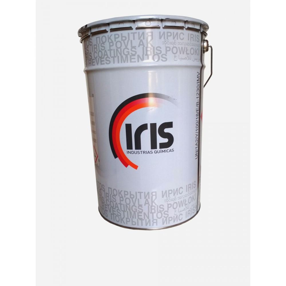 Адгезионный акриловый грунт для ПВХ-плёнки, бумаги, шпона IRIS IR-158 ИМТ, 1 л