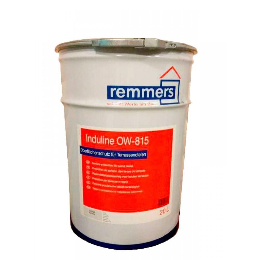 Атмосферостойкий водный продукт для террас и садовой мебели Induline OW-815 farblos, 1 л