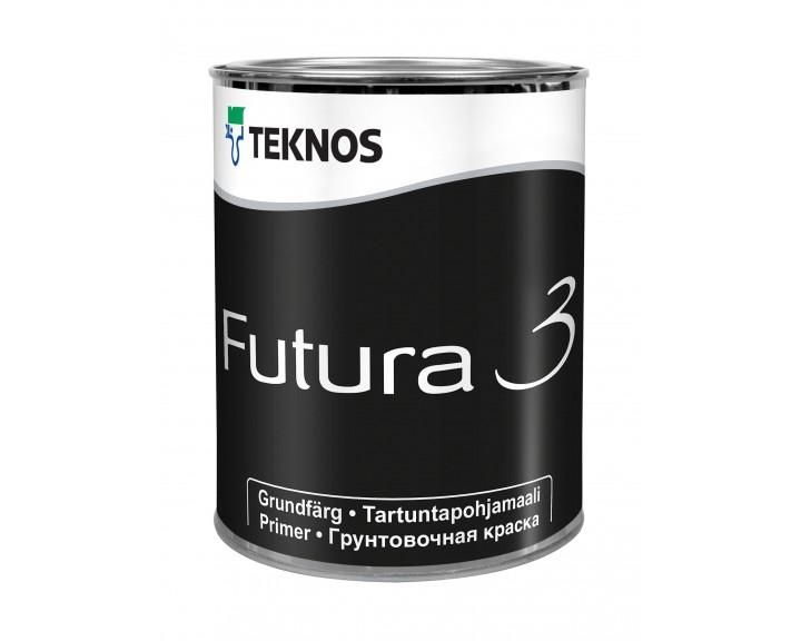 Грунтувальна фарба TEKNOS Futura 3 (База 3)