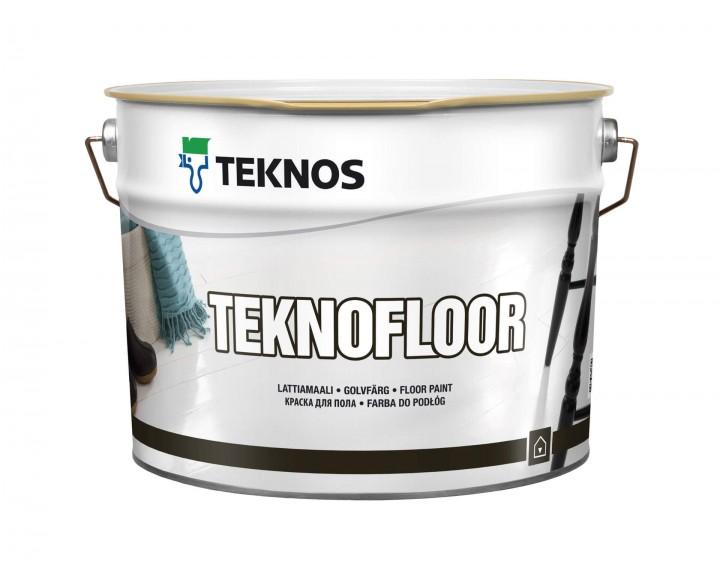 Фарба для підлоги TEKNOS Teknofloor (База 1), 2.7 л