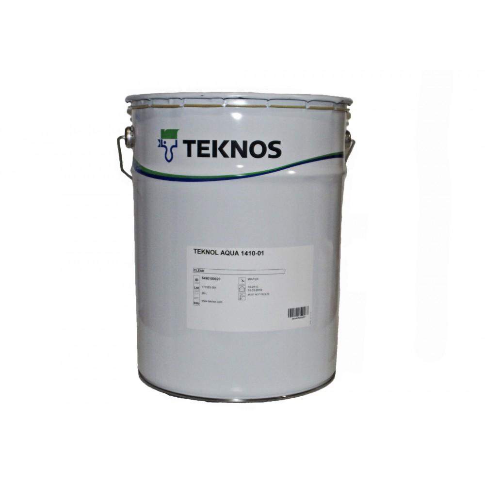Імпрегнант водний для зовнішніх робіт для захисту від плісняви, синеви, термітів TEKNOS TEKNOL AQUA 1410-01, 1 л
