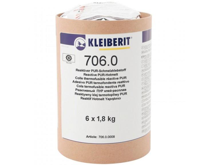 Реактивный ПУР клей-розплав KLEIBERIT 706.0