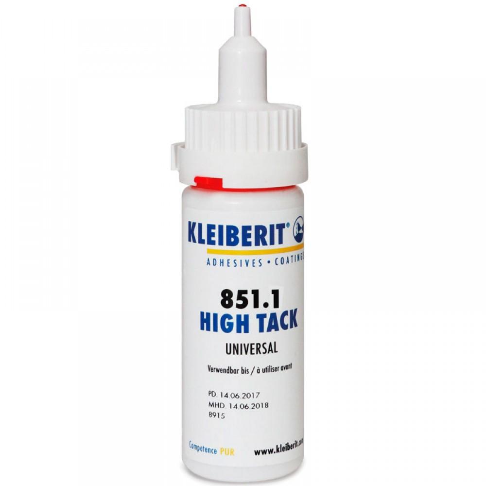 KLEIBERIT 851.1 Клей для миттєвого склеювання. Густий.